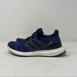 Adidas Ultraboost J Athletic Running Shoes Blue
